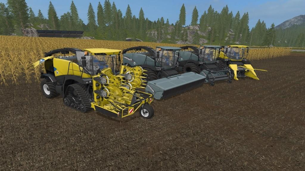 New Holland FR v1.0.0.0