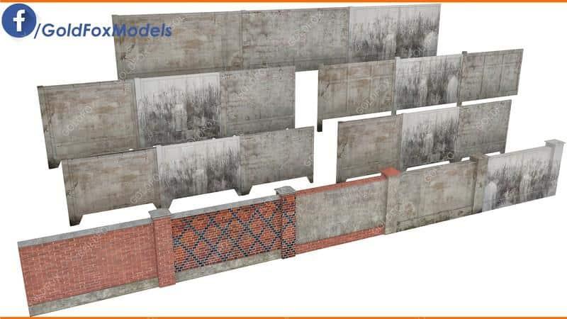 Old Fence Pack v1.0