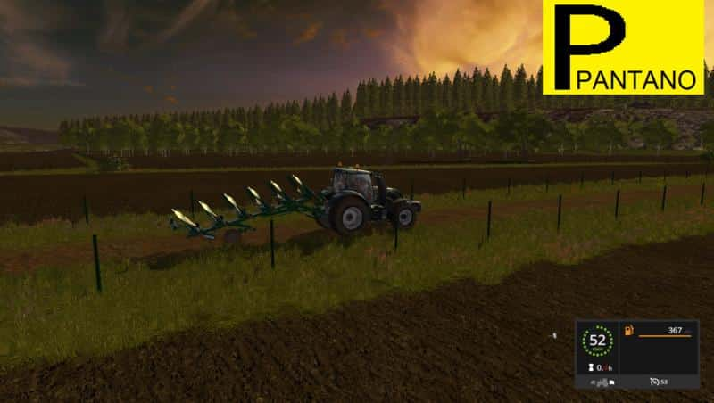 PANTANO Farming simulator 17 v1.0.0.3