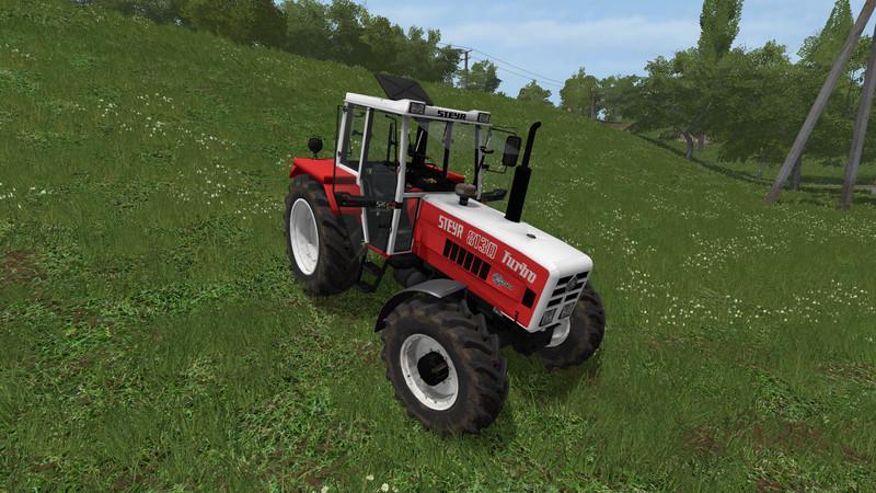 STEYR 8130A SK2 Turbo v1