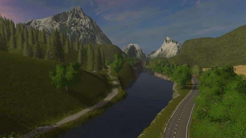 The Alps 17 v0.97 beta