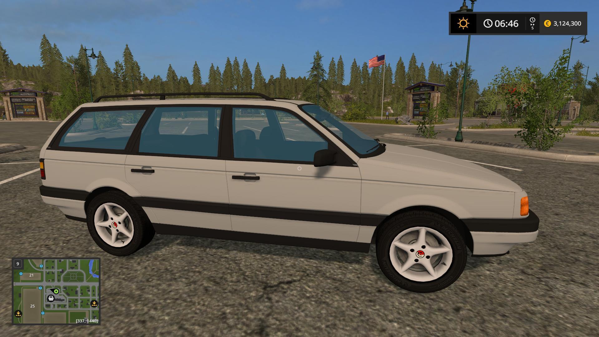 Volkswagen Passat B3 v1.0