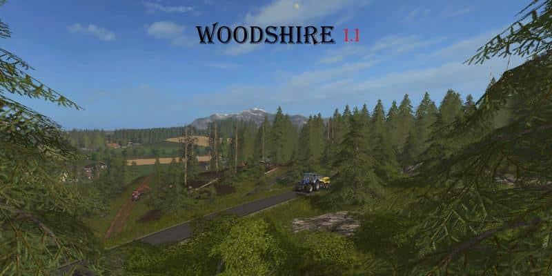 Woodshire v1.2 chopped straw