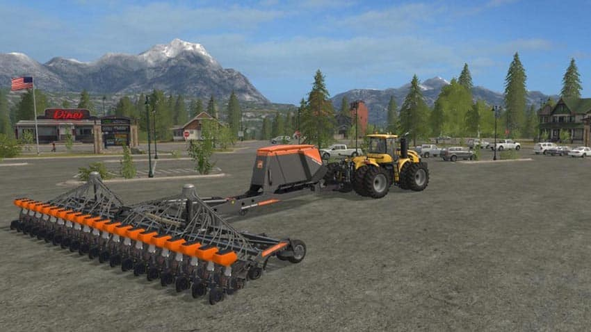 Amazone 20 row unit planter V 1.0 [MP]