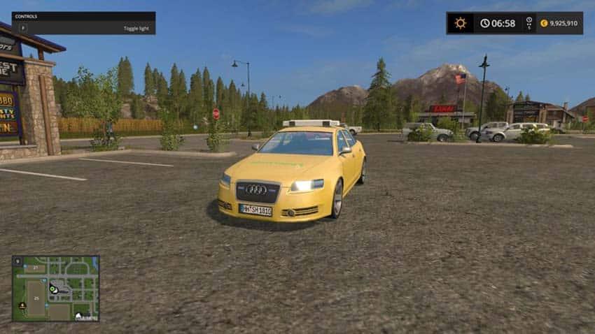 Audi A6 V 1.0 [SP]