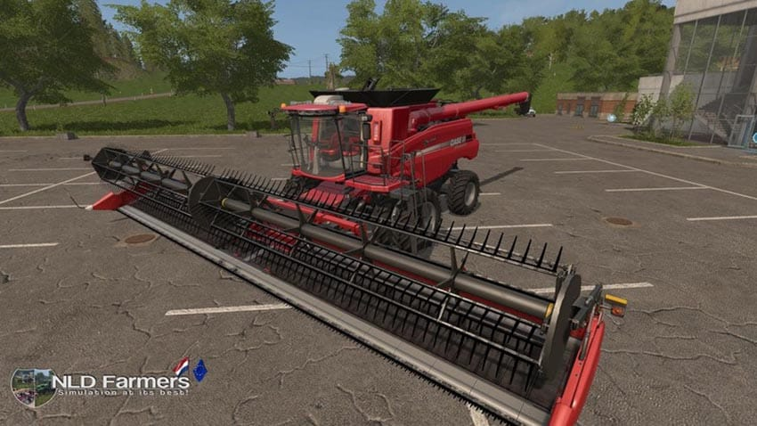 Case IH230 Axial Flow 9230 Combine Pack v 1.3 [MP]