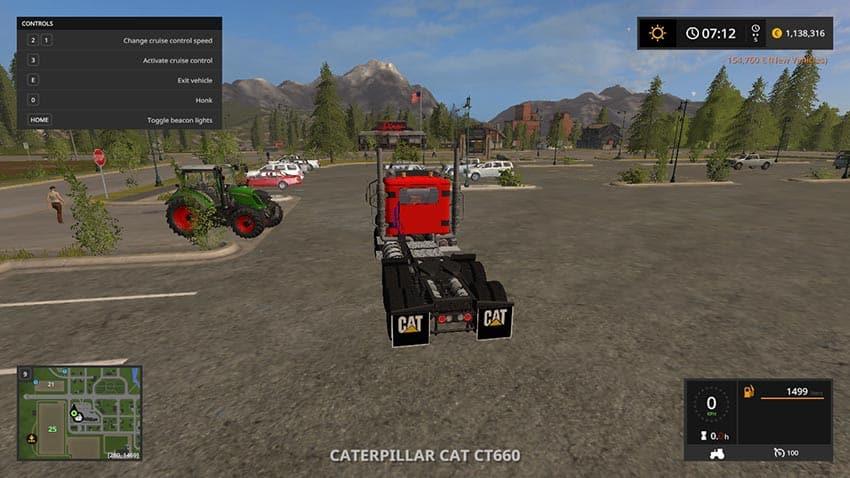 Cat CT660 v 1.0