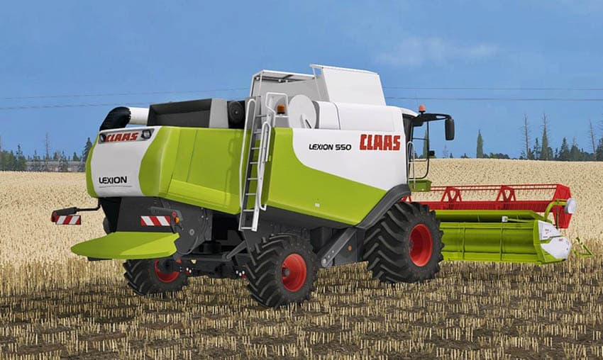 Claas Lexion 550 V 1.0 [MP]