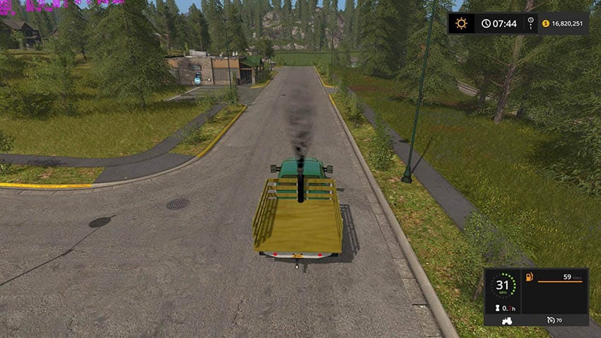 Ford F550 Stakebed V 1.0 [MP]