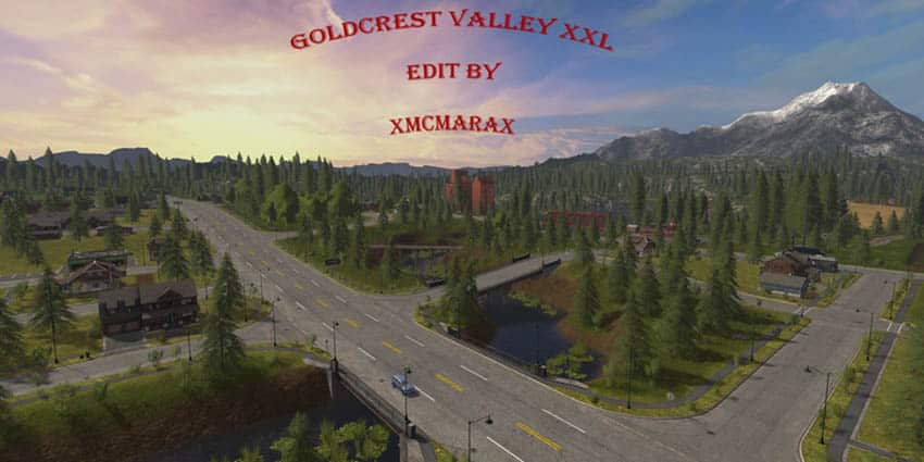 Goldcrest Valley XXL Hof V 3.1.1 [MP]