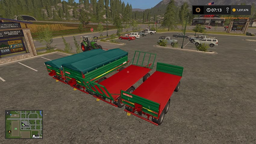 Metaltech Trailers Pack V 1.0 [MP]