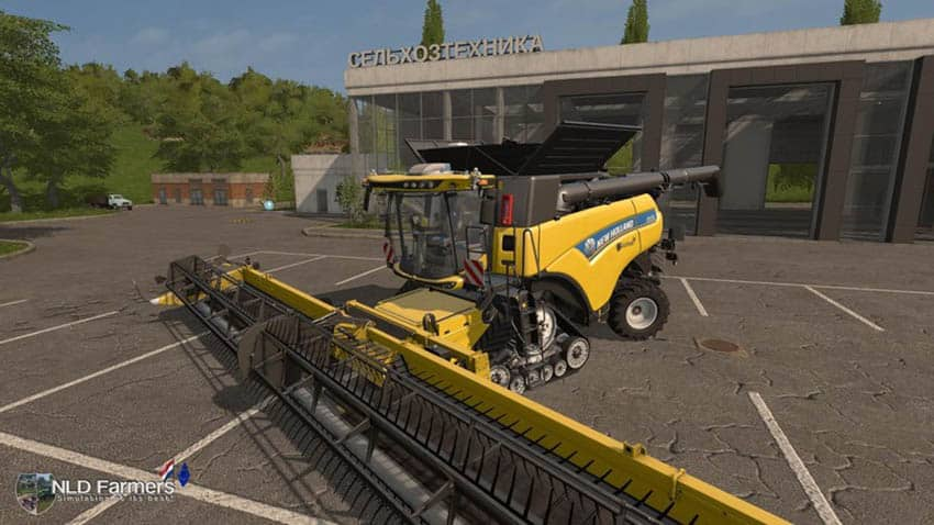 New Holland CR10.90 Combine Pack v 1.2 [MP]