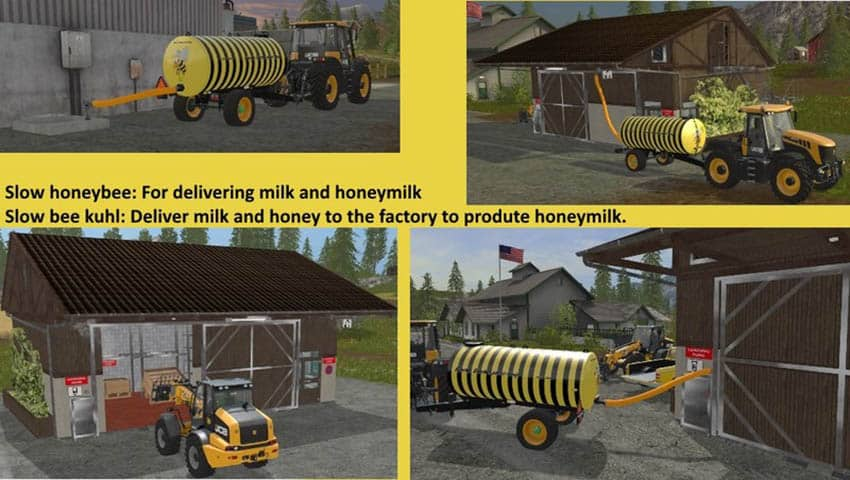 Slow bee pack V 1.0.1 [MP]