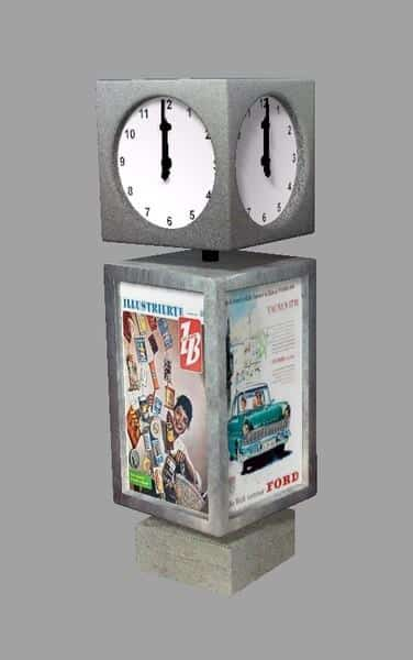 Animated clocks v1.0