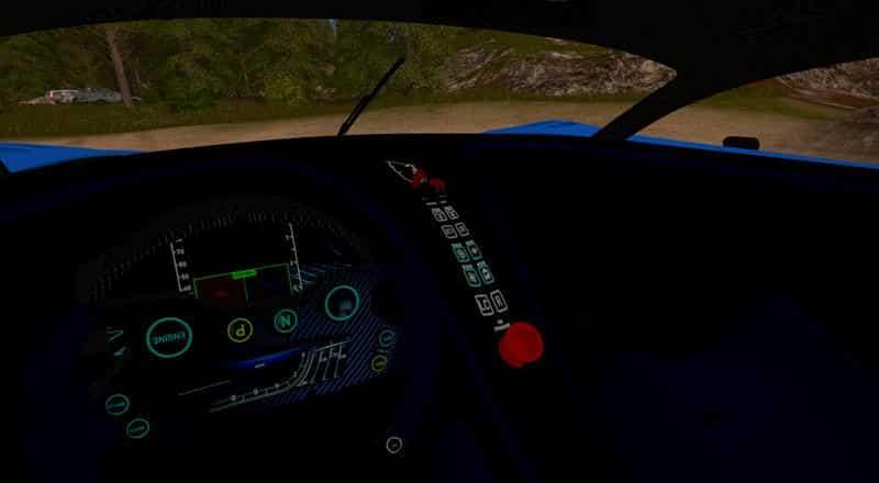 Bugatti Chiron Vision GT v1.0