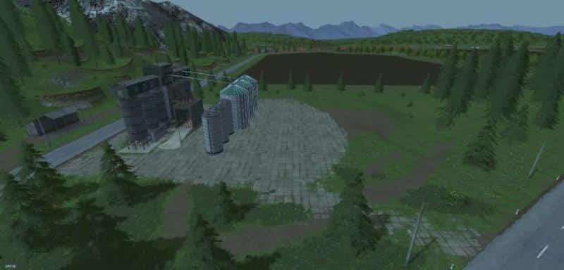Canadian Agriculture map v1.3