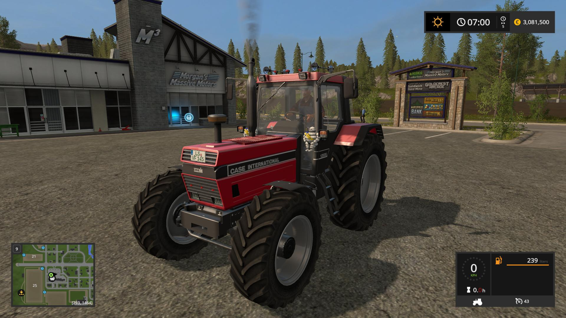 Case 1455xl pimp V1.2 by lucw33