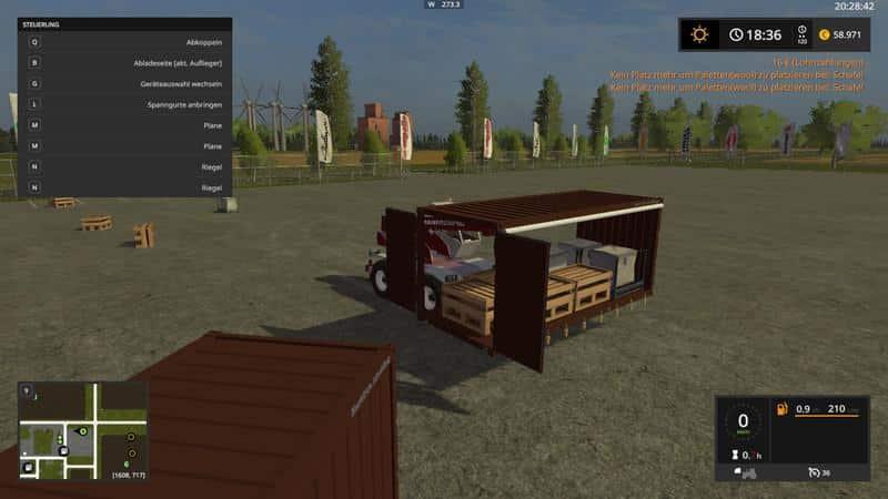Container Autoload v0.1