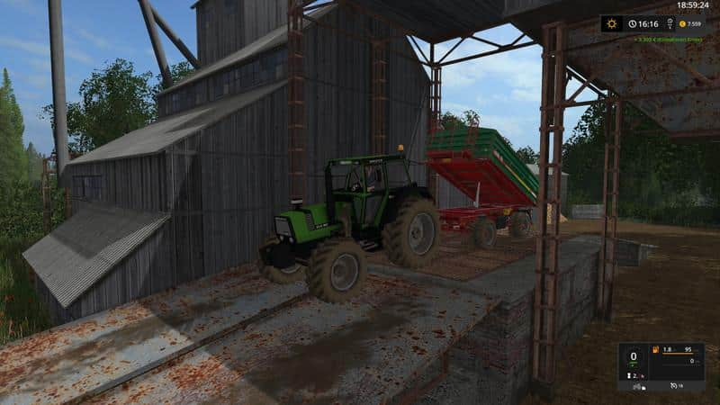 Deutz DX 90 BETA v0.8