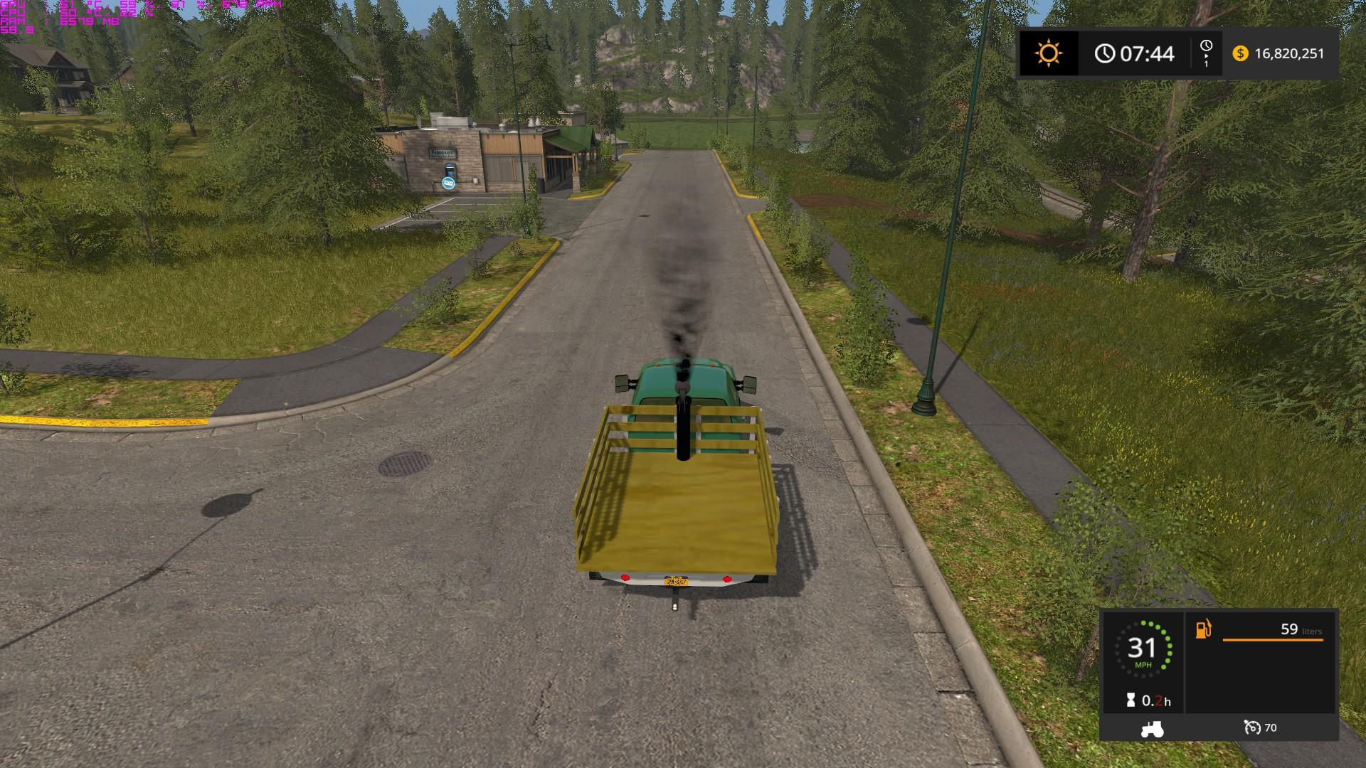 F550 Stakebed v1.0