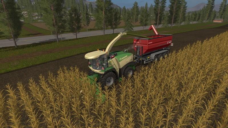 FS17 ITRunner - Metaltech IT47 v1.0