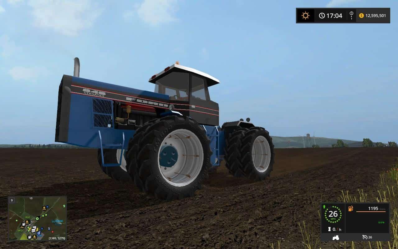 FS17 Versatile 846 v1.0.0