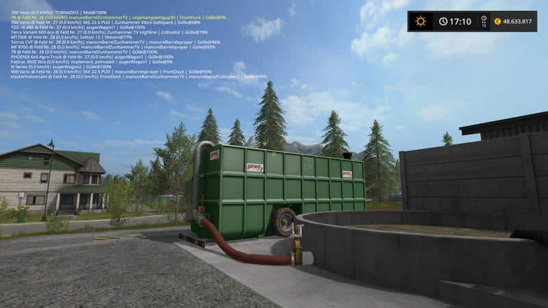 Gullepack FS17 v3.0