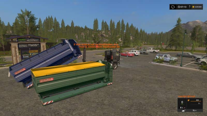 ITR dock container v1.0