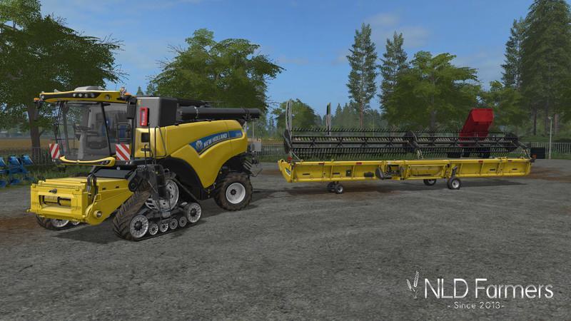 New Holland CR10.90 Combine Pack v1.2
