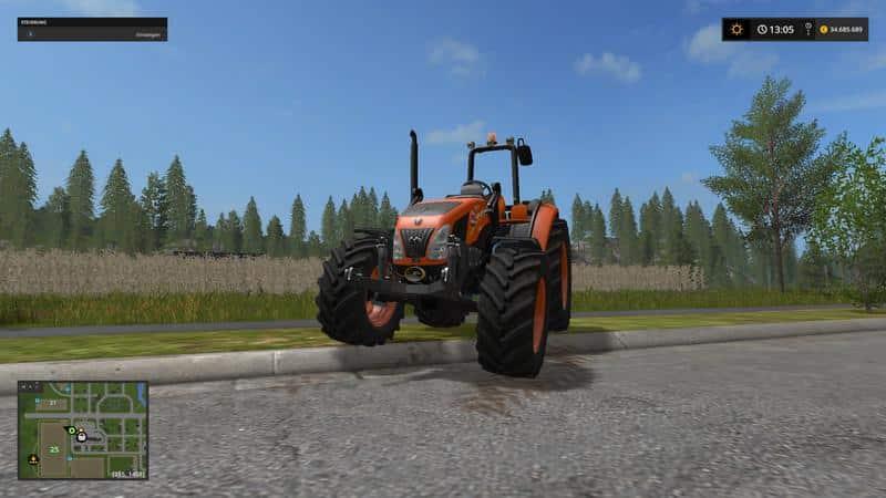 New Holland T4 Kommunal v2.5