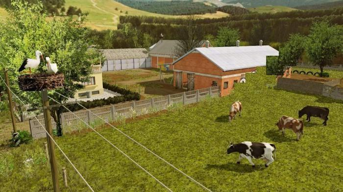 Poniatow Farming simulator 17 V4.2