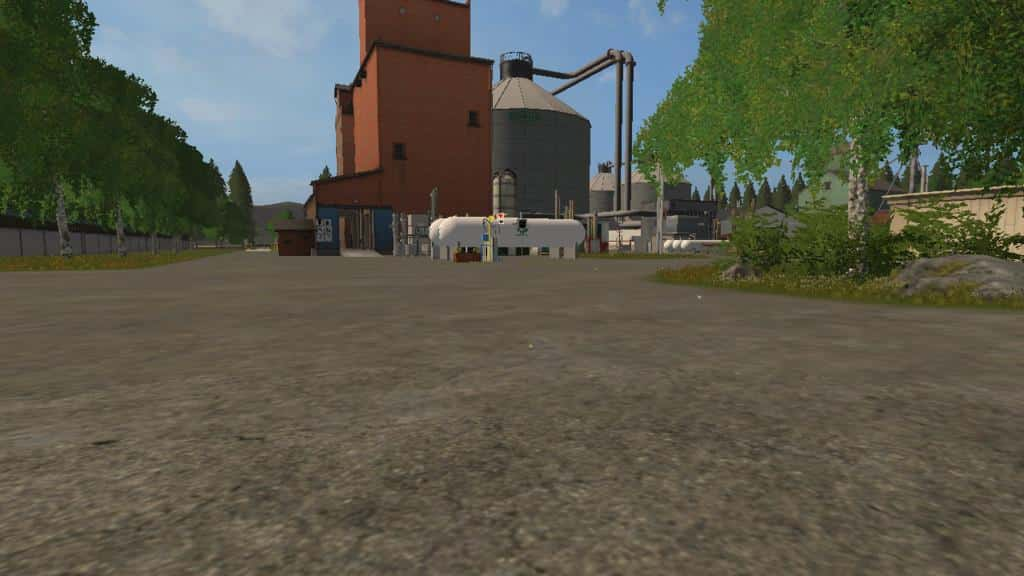 South Quebec Farming simulator 17 v1.0