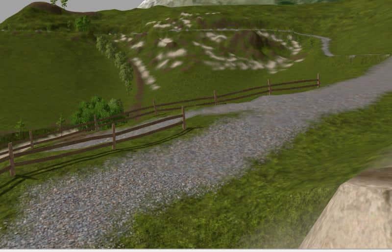 The Alps Farming simulator 17 v1.1