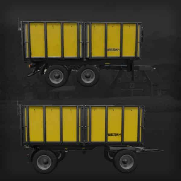 Wielton Agro Trailer Pack v1.3