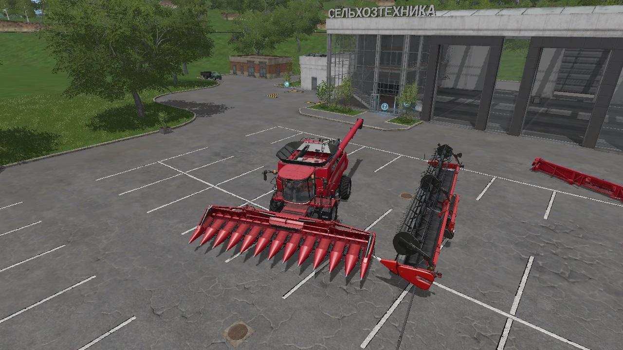 FS17 New Holland Pack Fixed v3.0