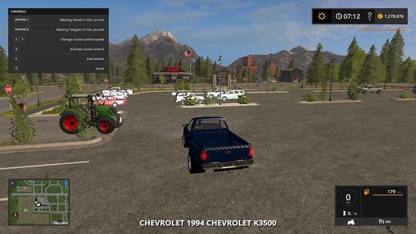 Chevy 3500 hd v 1.1
