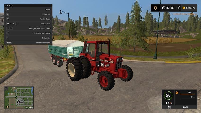 International Harvester 86 Series Pack v 1.0