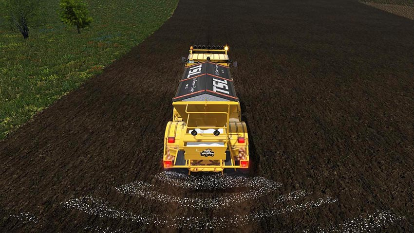 K 701 Fertilizer 6×6 v 1.0