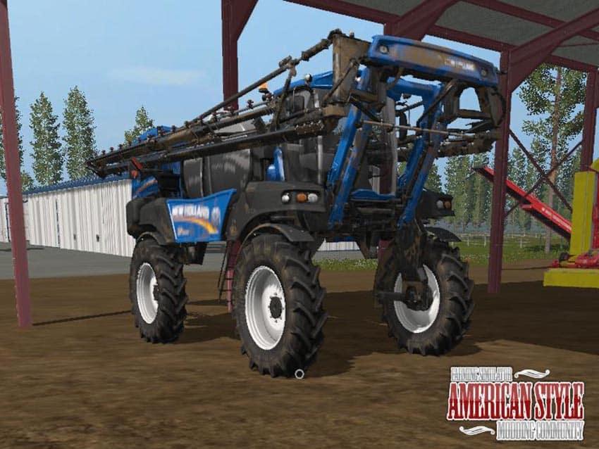 New Holland SP400F Pack v 1.0