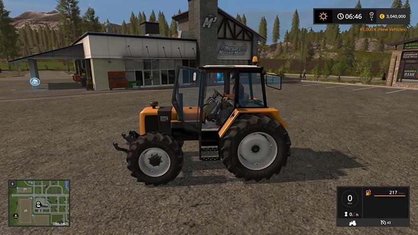 Renault 155 54 v 1.0