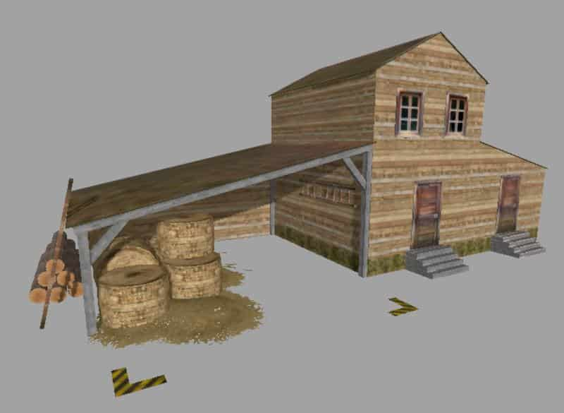 Bale for sale map object v1