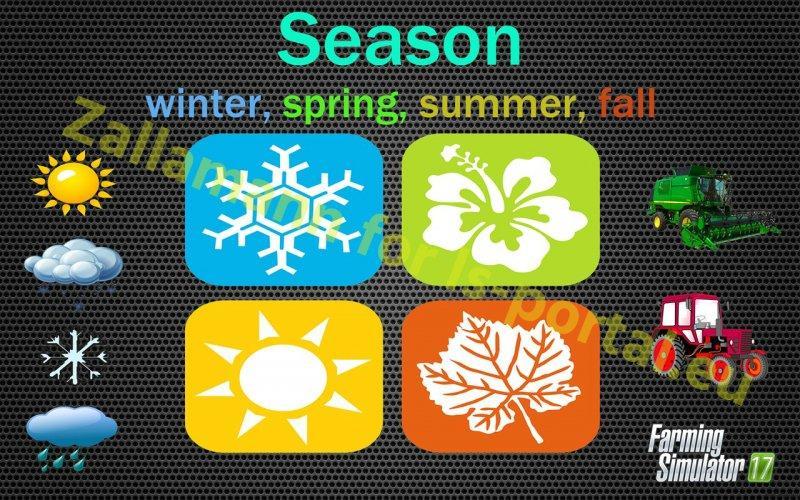FS17 seasons master v1.0