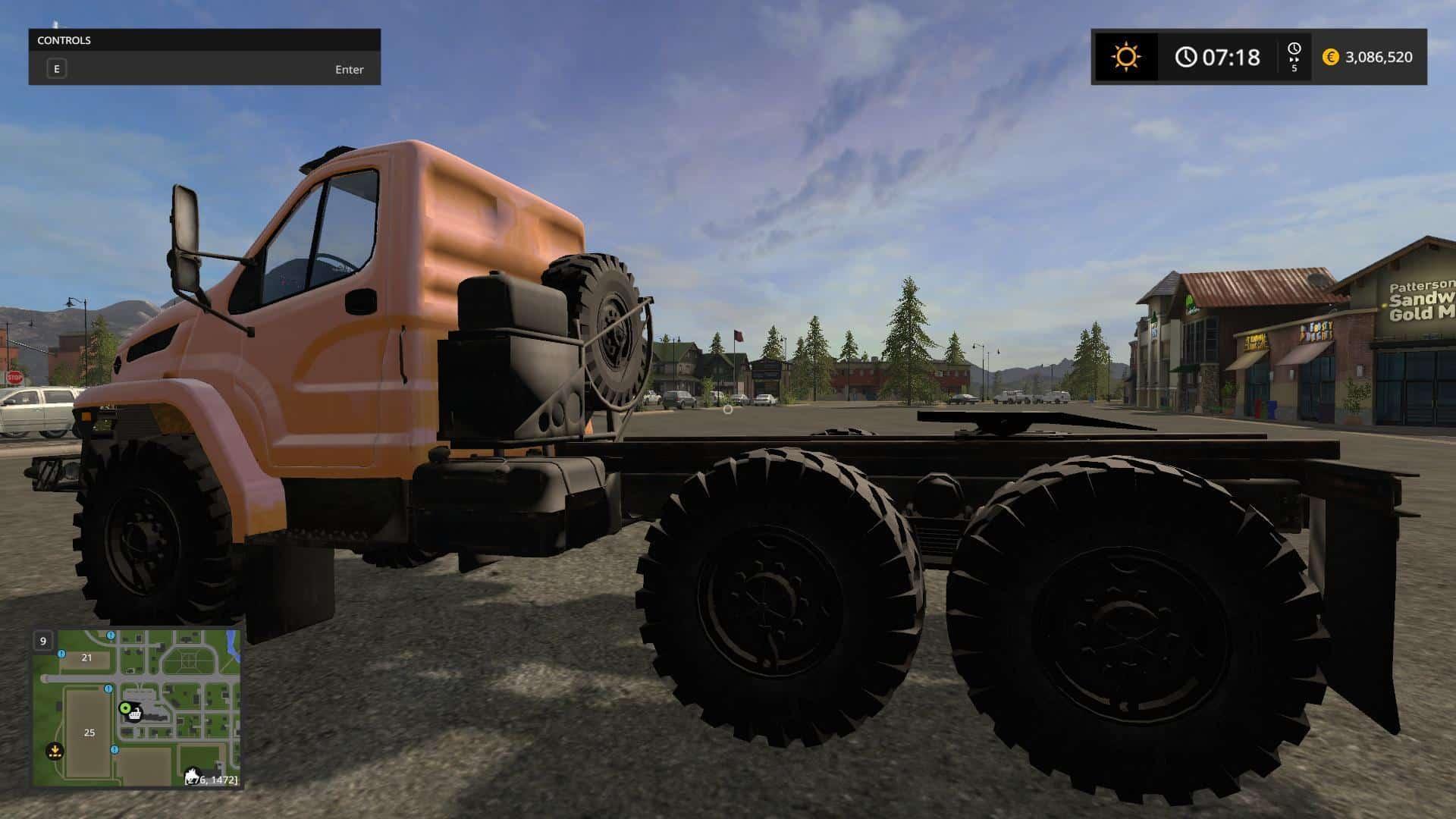 Ural Next v1.0
