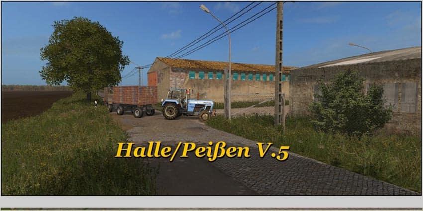 Halle v 5.0 [MP]