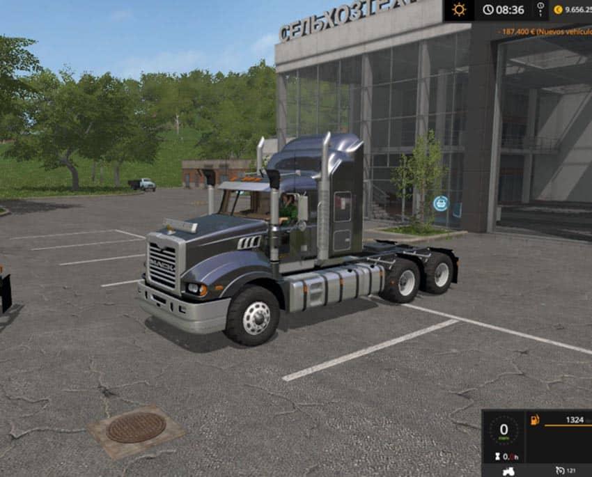 Mack Trident V 1.0 [MP]