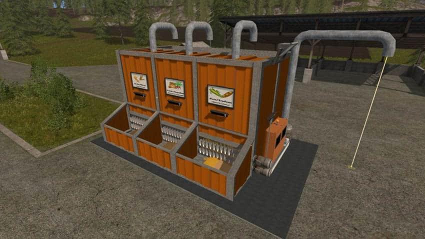 Placeable Pig Food Mixer PF-5000 V 1.5 [MP]