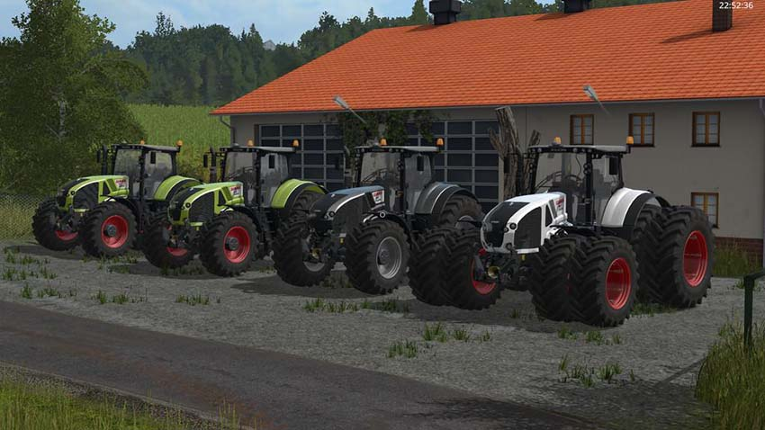 CLAAS AXION 900 v 1.1