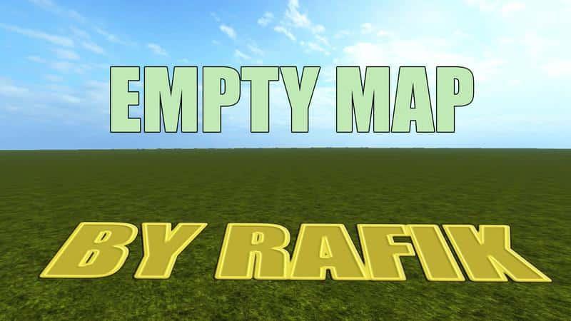 Empty map v1.0