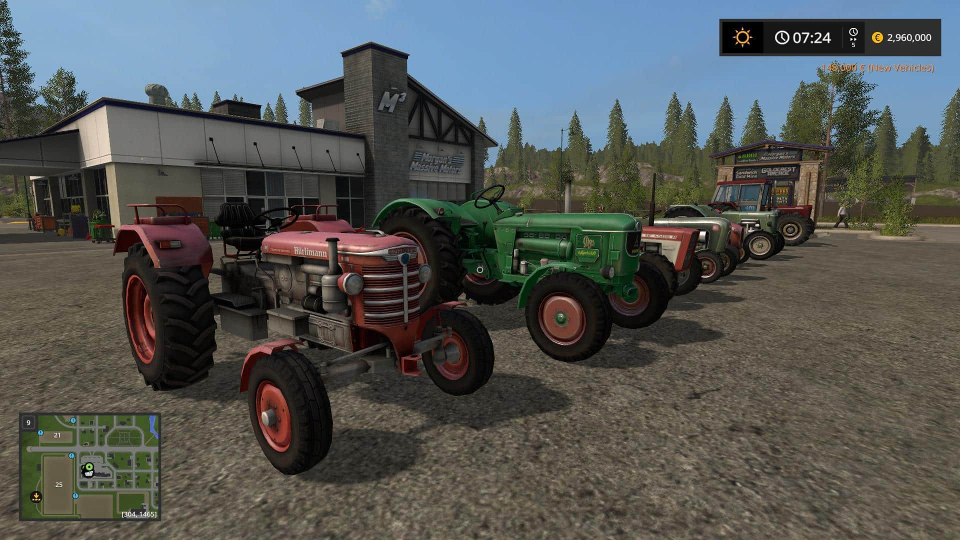 Farming Classics - Expansion v1.0