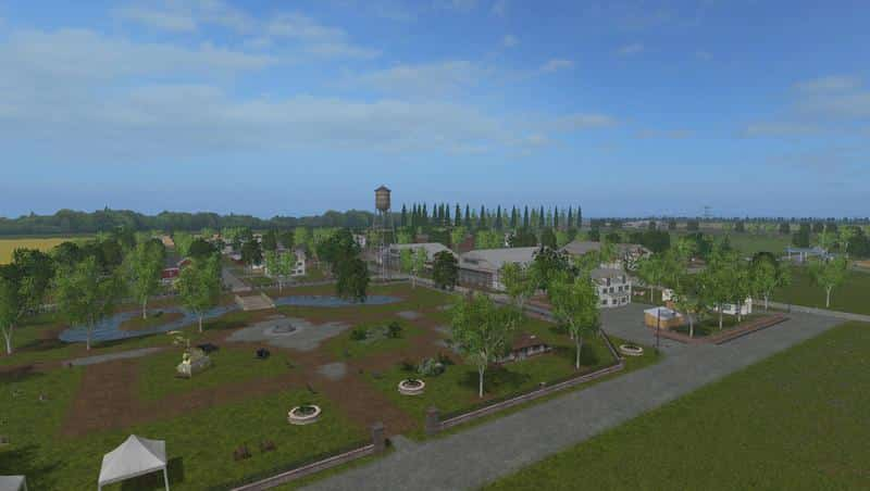Frisian march V2.6 without ditches